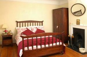 The Bedrooms at George Green Farm