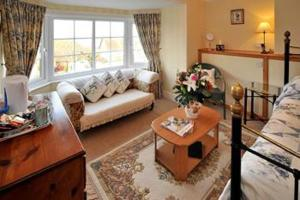 The Bedrooms at The Langbury