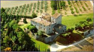 external image of Todi Castle
