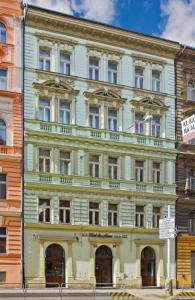 Hotel San Marco - Hotel, Prague