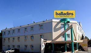 external image of Hôtel Balladins Rubelles