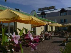 picture of Kyriad Hotel- Restaurant Carentan
