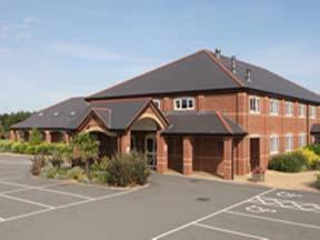 Moreton Park Lodge